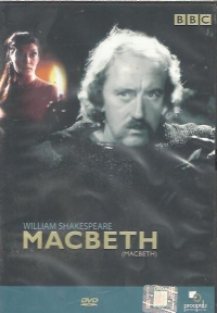 William Shakespeare Machbeth (DVD Video)