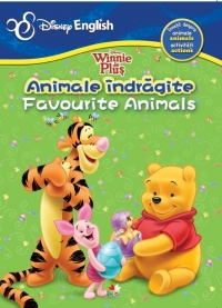 Winnie Plus Animale indragite (Favourite