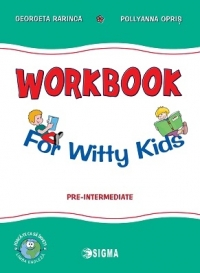Workbook for witty kids pre