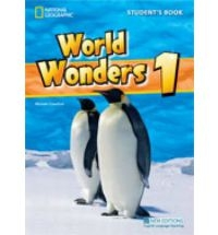 World Wonders Student\ Book+CD Level