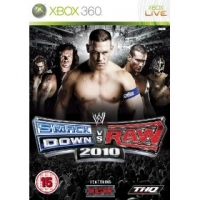 WWE Smackdown Raw 2010 XB360