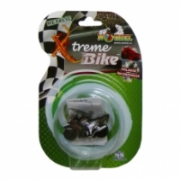 Xtreme Bike Set Single Metalic