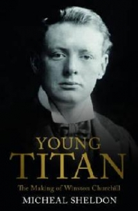 Young Titan Making Winston Churchill