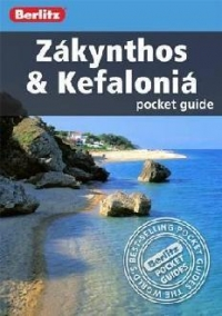 Zakynthos and Kefalonia Berlitz Pocket