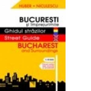Ghidul Strazilor Bucuresti Huber Niculescu