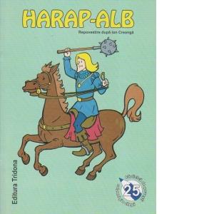 Harap Alb Carte De Colorat Poveste Format B5 Ion Creanga