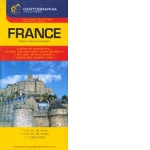Harta Rutiera Franta
