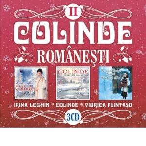 Colinde Romanesti Set 2 (3CD)