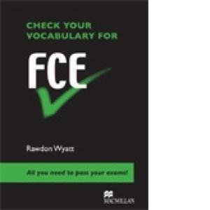 check your vocabulary for fce rawdon wyatt