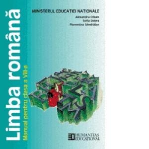 limba romana manual pentru clasa a viii a alexandru crisan rh librarie net manual limba romana clasa 7 humanitas manual limba romana clasa 7
