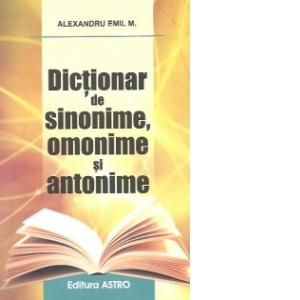 Dictionar de antonime englez
