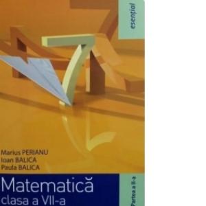 Matematica Esential Pentru Clasa A VII