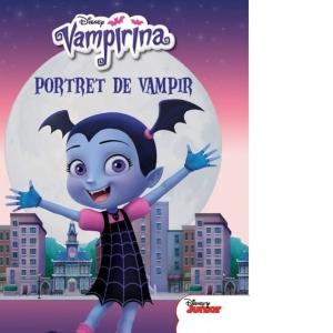 Disney Junior Vampirina Portret De Vampir