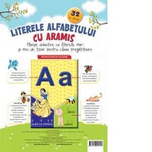 Imagini pentru CELINA IORDACHE Literele alfabetului cu Aramis - 32 de planse