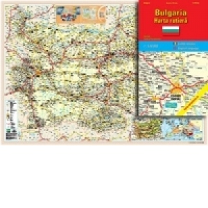 Harta Nisipurile De Aur Harta Nisipurile De Aur Bulgaria Harta