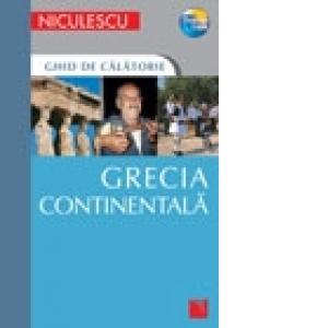 Grecia Continentala Ghid De Calatorie Robin Gauldie